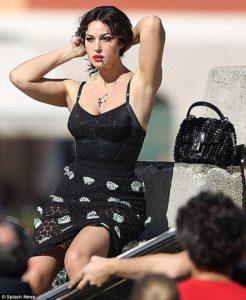 Соника Беллучи. стильные итальянские аксессуары.