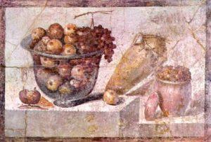 Римский натюрморт. Что если римляне