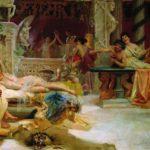 Пиры в Древнем Риме