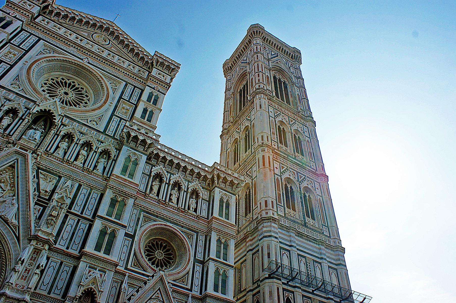 Колокольня Джотто во Флоренции