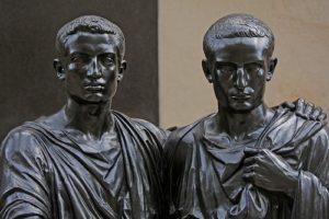 Братья Гракхи: Гай Гракх и Тиберий Гракх