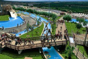 Этналенд. Парк развлечений в Италии
