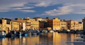 Mazara del Vallo Итальянский город-курорт в Сицилийском проливе