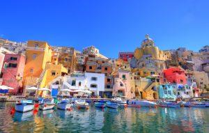 Неаполь Фото с воды