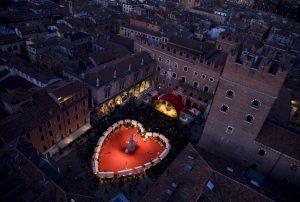 Верона Город Ромео и Джульетты