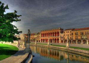 Падуя Фотография древнего итальянского города