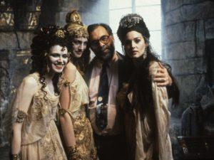 """Фильм """"Дракула"""" 1992 года. Фото со съёмочной площадки"""
