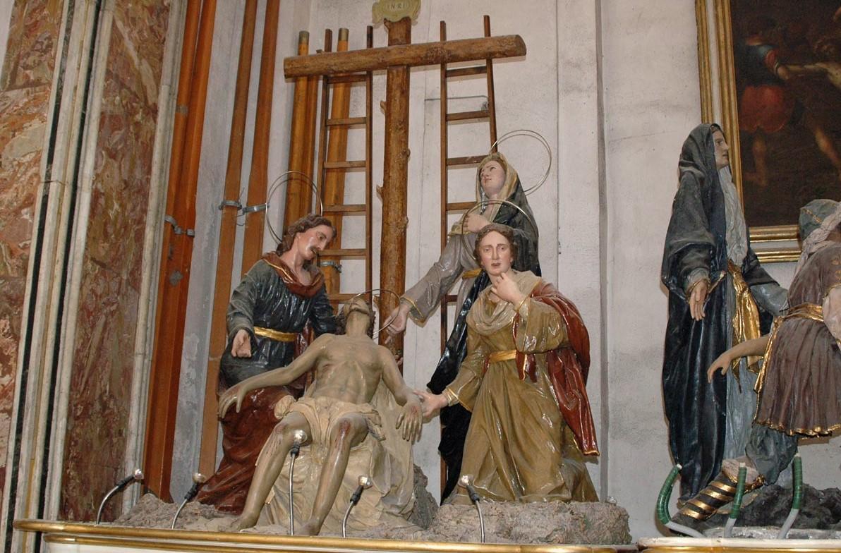 Италия. Страсти Христовы